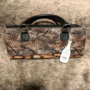 Wine Bottle Insulated Clutch Bag